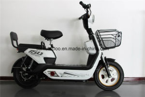 Pedal Assis Electric Scooter