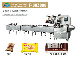 Chocolate Wrapping Machine for Chocolate Packing pictures & photos