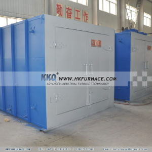 Hot Air Circulation Industrial Oven for Drying, Pre-Heating, Curing etc. pictures & photos