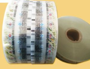 Plastic Roll Film for Sachet Bags Automatic Packaging Film pictures & photos