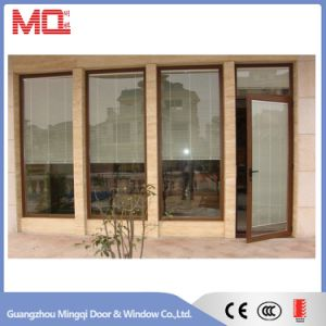 Single Leaf Aluminium Hinges Door