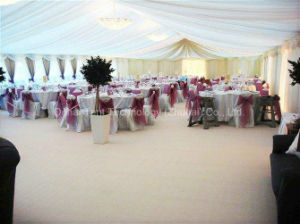 Beautiful Wedding Tent in 20m X 30m Accommated 500-600 People