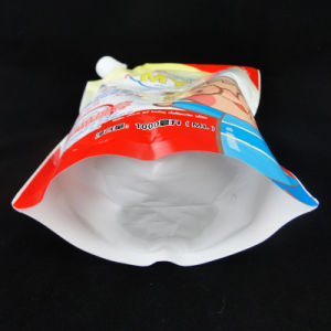 High-End Baby Wash Detergent Spout Bag with PE Material pictures & photos