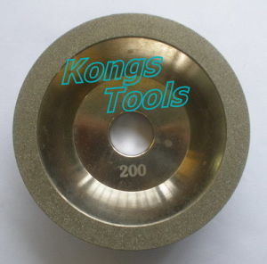Electroplated Diamond Grinding Wheel/Cup Wheel (FC-W1)