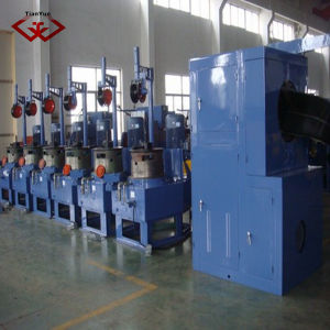 China Manufacture Wire Drawing Machine (ISO 9001) pictures & photos