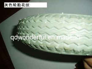 Rubber Tyre/Tire For Wheelbarrow wheel And Tool Cart wheel (3.00-8, 4.00-8)