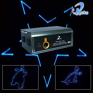 300mw Blue Animation Laser Show Light (OBAMA-300blue)