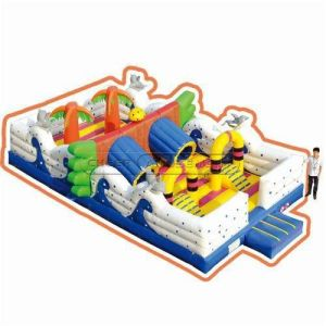 Cheer Amusement Theme Inflatable Indoor Playground Equipment pictures & photos