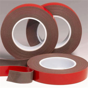 IXPE Foam PE Foam Tape for Sealing Application pictures & photos