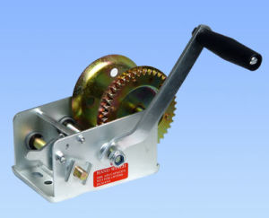 Portable Easy Convenient Quality Hand Winch pictures & photos
