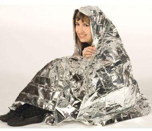 China Aluminum Foil Emergency Blankets - China Aluminum Foil ...