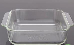 Square Glass Baking Tray/Glass Cakeware/Bakeware pictures & photos