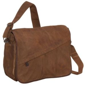 Leisure Mens′ Canvas Single Shoulder Computer and Laptop Bag (MS6046) pictures & photos