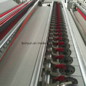 Economical Full-Automatic Jumbo Roll Toilet Tissue Paper Roll Rewinding Machine pictures & photos