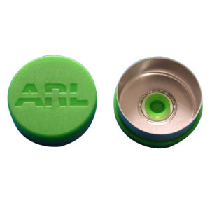 13mm Flip off Cap with Logo on The Plastic pictures & photos