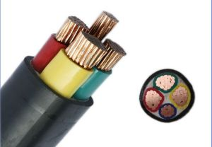 0.6/1kv Cu/PVC/PVC Power Cable