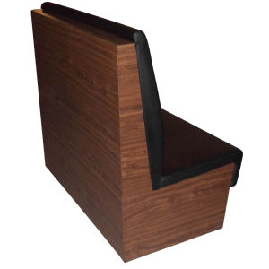 Restaurant Furniture Single Booth (9094) pictures & photos