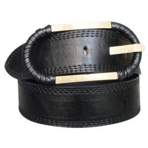 Round Buckle Lady′s Fashion Belt (KY1593) pictures & photos