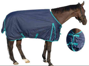 900d Poly Water-Proof and Breathable Turnout Rug, Horse Rug, Horse, Horse Product, Horse Riding, Horse Blanket (RG-N04) pictures & photos
