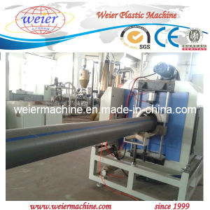 Plastic HDPE Water Pipe Extrusion Machine Line pictures & photos