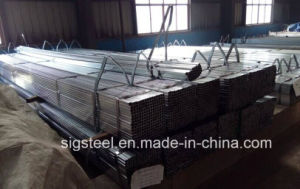Prime Quality Welded Pipe Square Tubes pictures & photos