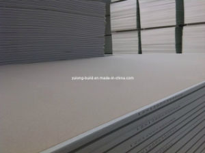 Lower Price Higher Quality Standard Gypsum Board pictures & photos