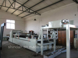 Semi-Auto SMC Sheet Production Line Sheet Molding Compound Machine pictures & photos
