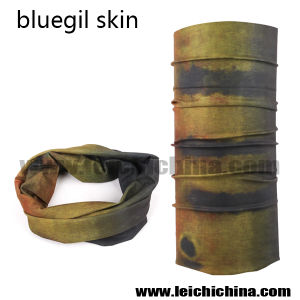 Factory Wholesale Bluegil Skin Headware Fishing Scarf pictures & photos