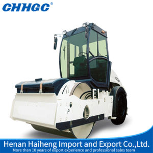 New Lts208h Single Drum Vibratory Hydraulic Compactor/Road Roller 8t