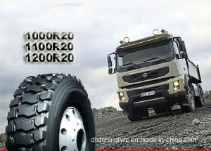 Double Coin, Double Happiness, Goodride 11.00r20 Truck Tire
