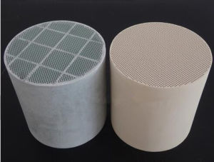 Sic Silicon Carbide Cordierite Diesel Soot Particulate Filters DPF pictures & photos