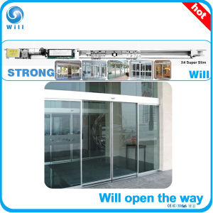 Automatic Door Supplier/Manufacture/ Automatic Door Operator Slim X4 pictures & photos
