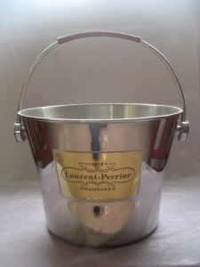 Super Quality Stainless Steel Ice Bucket - 5