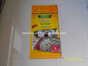 100% New Material 25kg BOPP Rice Bag (KR133) pictures & photos