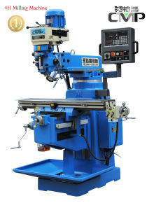 High Quality 4h Vertical Milling Machine