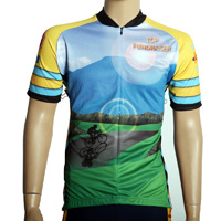 Custom Sublimation Sports Cycling Wear for Boy and Girl