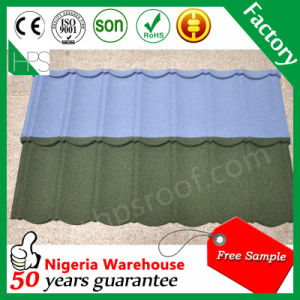 Cheap Metal Roof Tile Stone Coated Metal Roof Tile pictures & photos