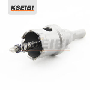 Hex Shank Kseibi Tct Stainless Steel Holesaw pictures & photos