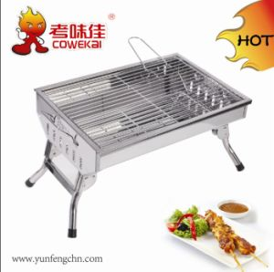 China Stainless Steel Charcoal Bbq Grill