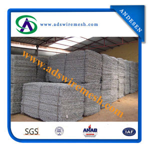 Hot Dipped Gabion Boxes/Stone Cages/Gabion Basket with Best Price pictures & photos