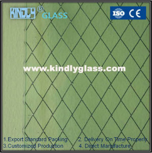 Wired Laminated Glass