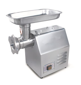 Stainless Steel Meat Mincer for Commercial Kitchen Equipment