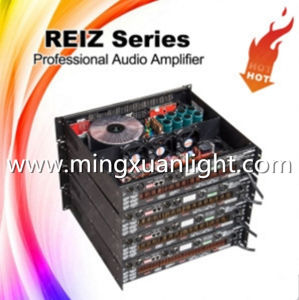 Reiz Series 2 Channels Light Weight Professional High Power Amplifier pictures & photos