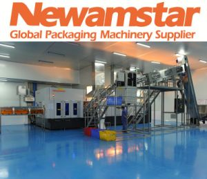 Newamstar Secondary Packaging System-Casing Machine 150set/Year pictures & photos