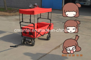 Heavy Duty Factory Outlets Center Folding Metal Tool Cart pictures & photos
