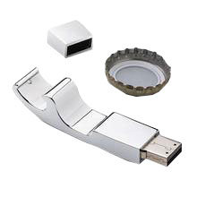 Metal Opener Flash Memory Jump Drive Gadget USB Flash Drive pictures & photos