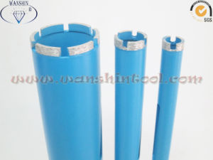 Premium Diamond Core Drill Bit for Reinforced Concrete pictures & photos