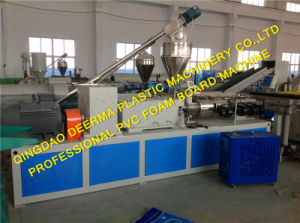 PVC Celuka Foam Board Extruding Machine pictures & photos