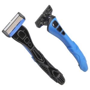 Four Blade Disposable Shaving Razor pictures & photos