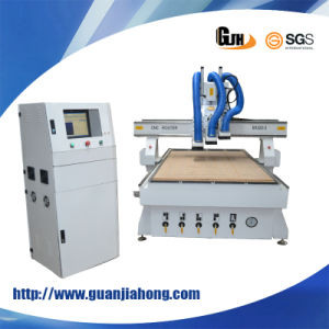 1325 Woodworking Machine 3 Spindle Atc CNC Router pictures & photos